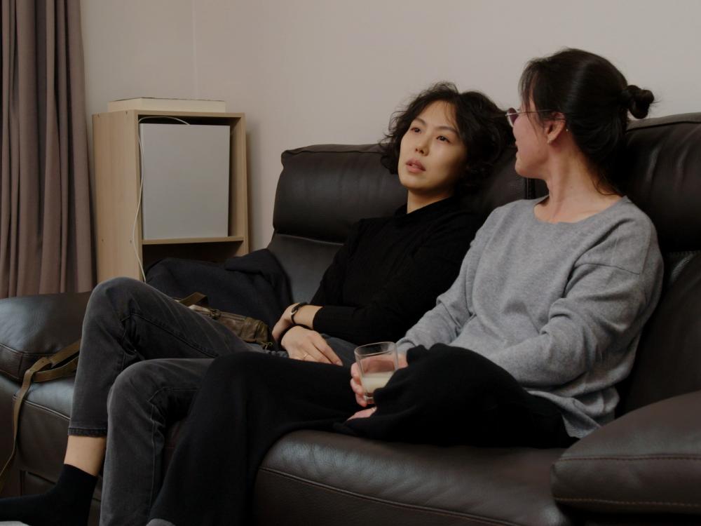 Domangchin Yeoja | The Woman Who Ran | Web de Gijón